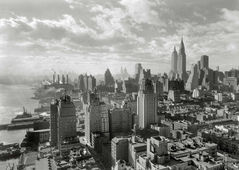 1930 s new york by samuel h gottscho