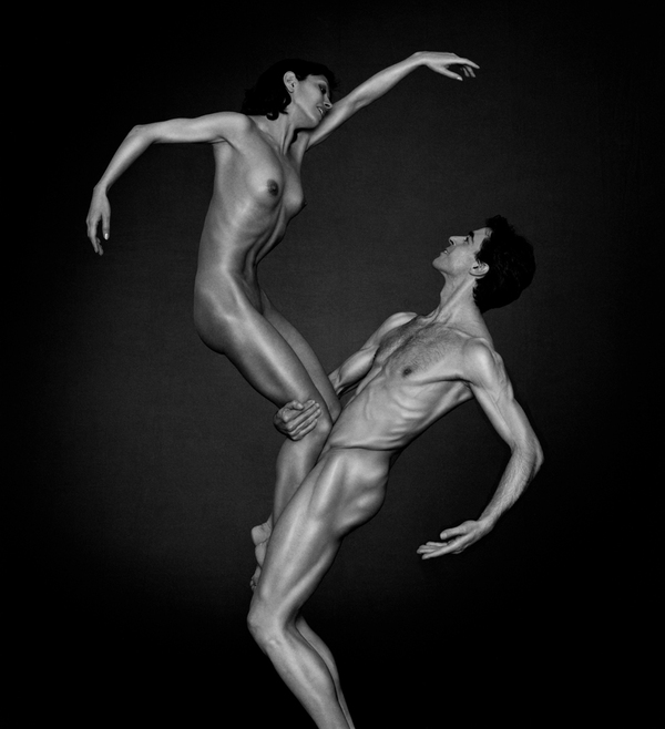 фото голый балет