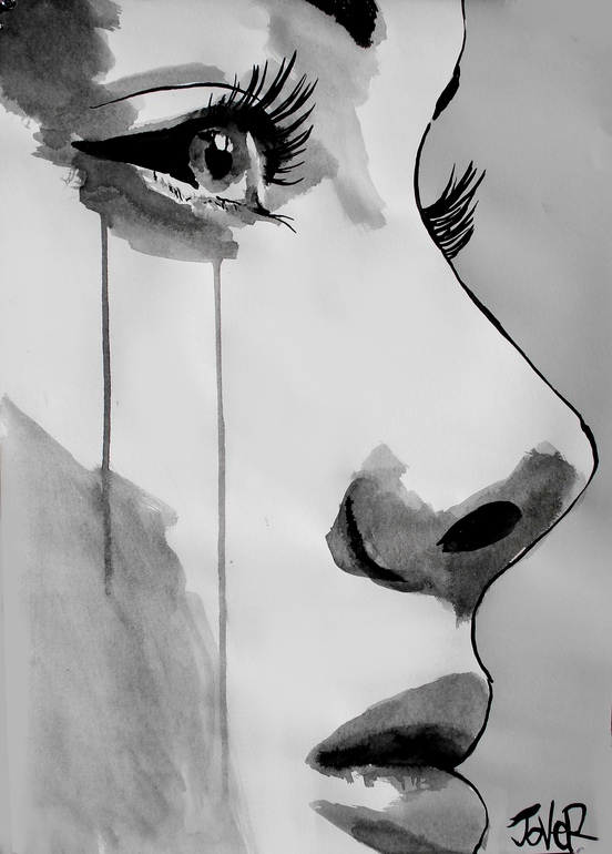 Portrait of a Lady by Loui Jover | Iconology