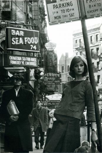 David Bailey Jean Shrimpton Vogue British Photography