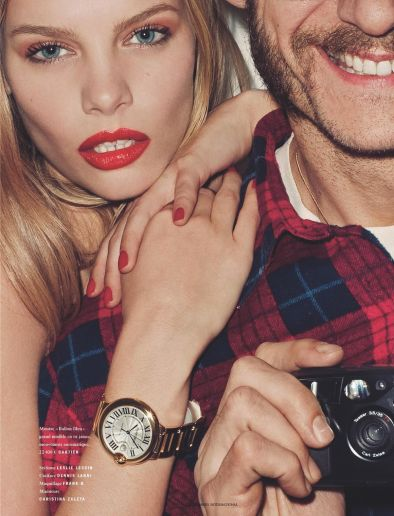 Terry Richardson Vogue Homme Photography
