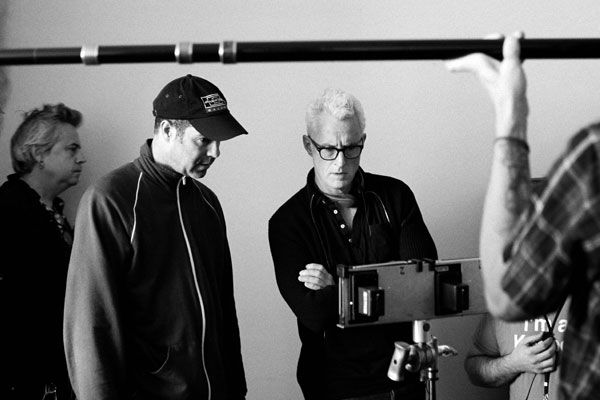 Aaron Staton Christina Hendricks Elisabeth Moss James Minchin III January Jones John Slattery Jon Hamm Rich Sommer Robert Morse Vincent Kartheiser Rolling Stones Behind the Scenes Photography