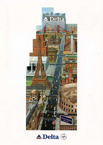 Bruce McCall The New Yorker Illustration