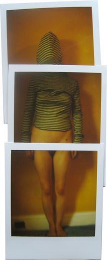 Hana Davies Polaroids Photography