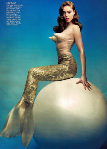 Coco Rocha Craig McDean Vogue Fashion Photography