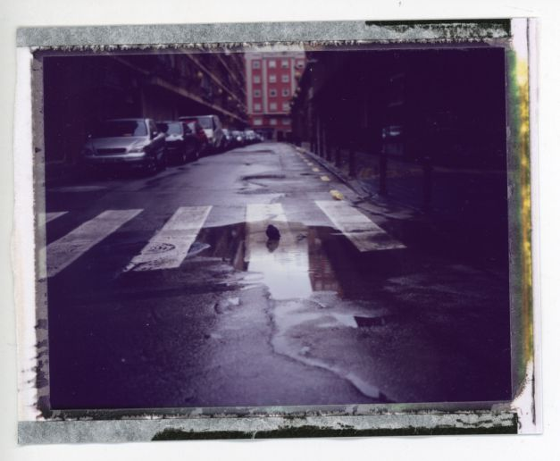 Marc Bordons Polaroids Photography