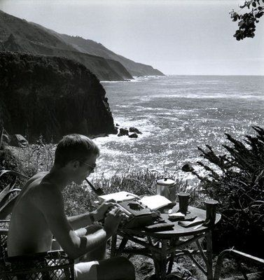 Hunter S. Thompson Portraits Photography