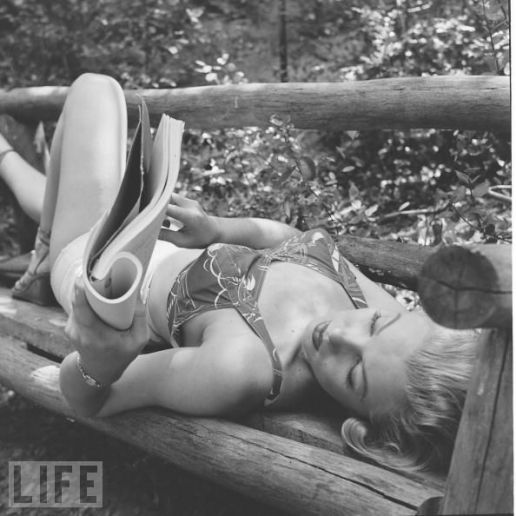 Ed Clark Marilyn Monroe Life Photography