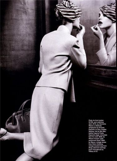 Friedemann Hauss Natalia Vodianova Marie Claire Australia Fashion Photography
