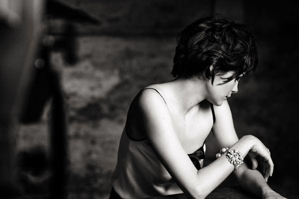 Audrey Tautou Max Vadukul Photography