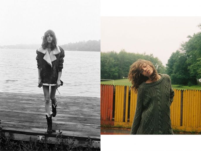 Cass Bird Freja Beha Erichsen Dossier Journal Fashion Photography
