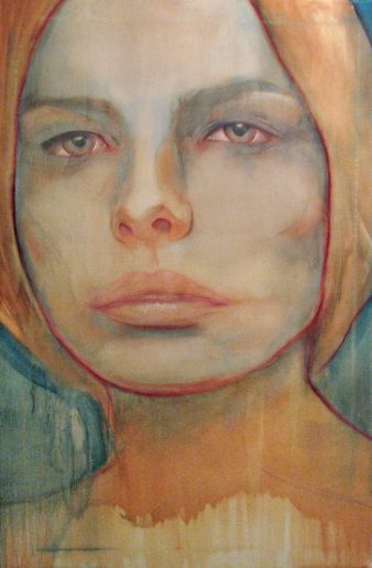 Michael Shapcott Painting Sketches