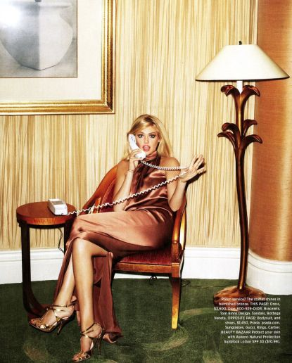 Kate Upton Terry Richardson Harpers Bazaar Photography