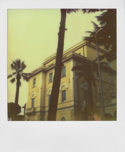 The Impossible Project Photography