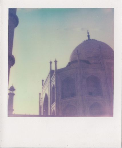 Iconology Polaroids Traveling Photography
