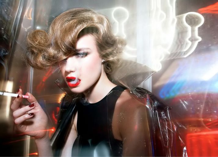 Natalia Vodianova Steven Meisel Vogue Italia Fashion Photography