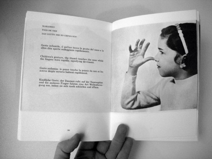 Bruno Munari Book Photography
