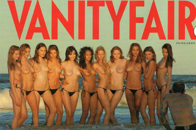 Terry Richardson Pirelli Vanity Fair Nude Photography