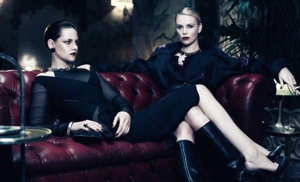 Snow White Photoshoot: Charlize Theron Kristen Stewart! photo 10