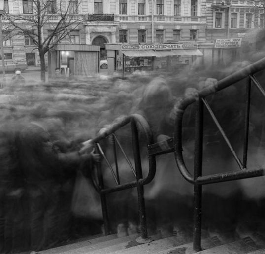 Alexey Titarenko Black and White Photography