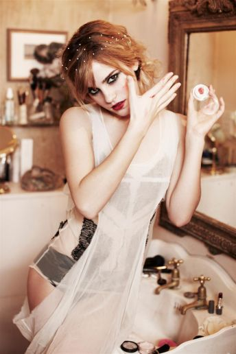 Ellen von Unwerth Emma Watson VS Magazine Photography