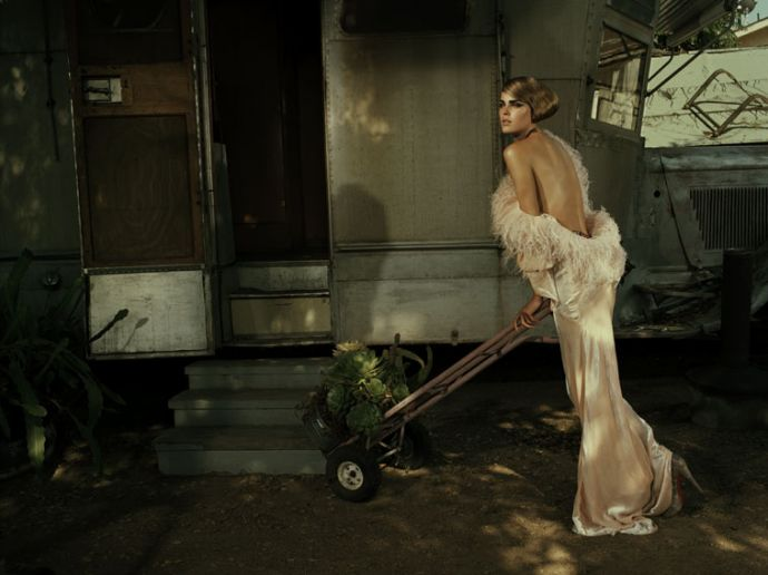 Jacques Olivar Shannan Click Marie Claire Italy Fashion Photography