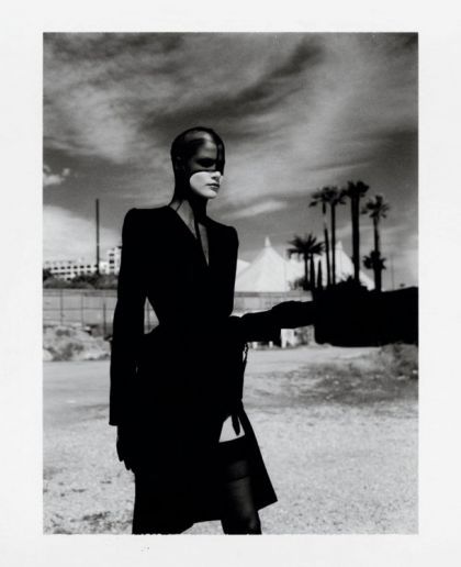 Helmut Newton Polaroids Photography