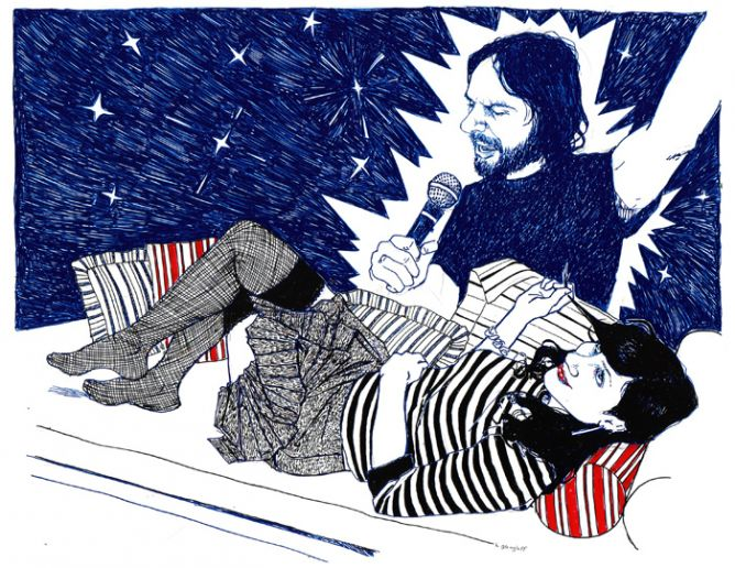 Hope Gangloff Illustration