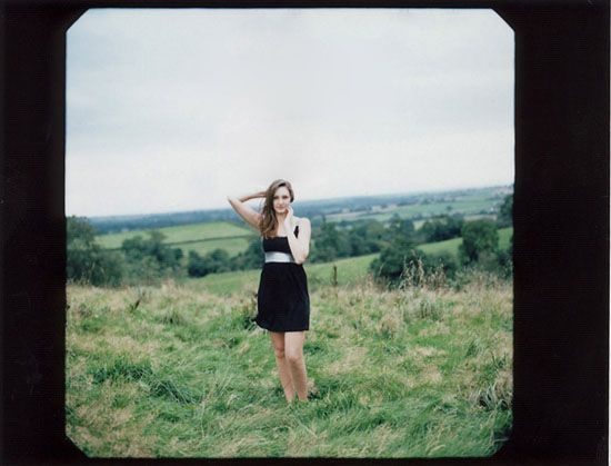 Jocelyn Allen Polaroids Photography