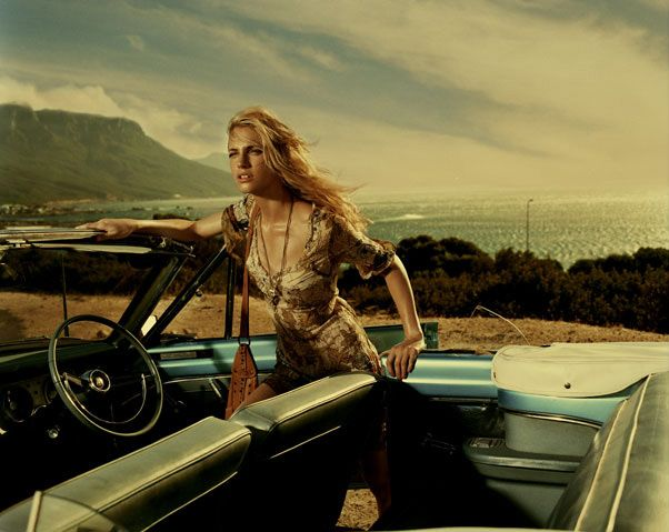 Jacques Olivar Fashion Photography