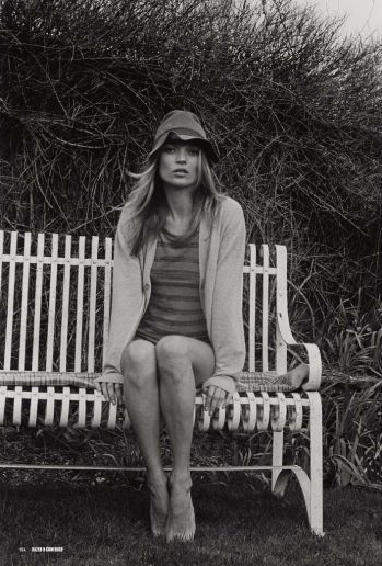 Kate Moss Venetia Scott Dazed & Confused Photography