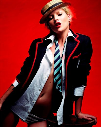 Craig McDean Kate Moss Vogue US Fashion Photography