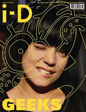 Alasdair McLellan Lily Allen iD Photography