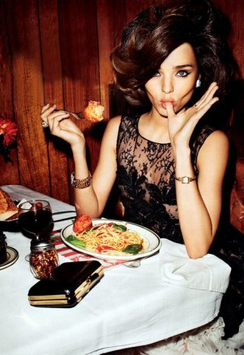 Mirand Kerr Terry Richardson Harper's Bazaar Photography
