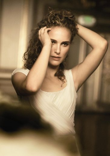 Natalie Portman Peter Lindbergh Vogue Photography
