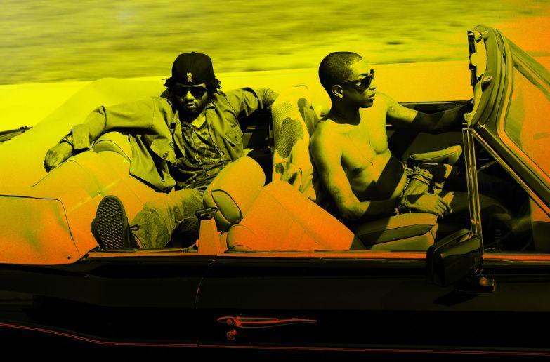 Craig McDean N.E.R.D. Pharrell Williams Interview Music Photography