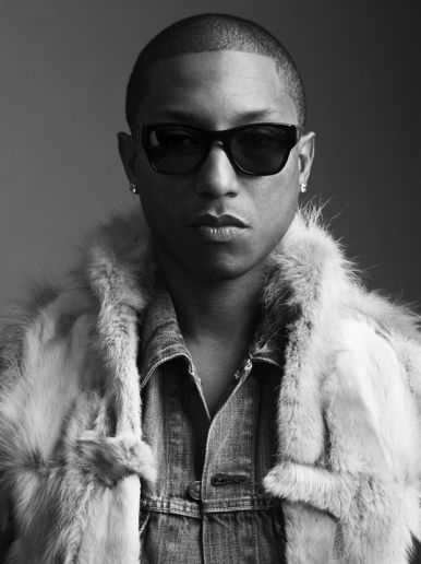Craig McDean N.E.R.D. Pharrell Williams Interview Music Photography