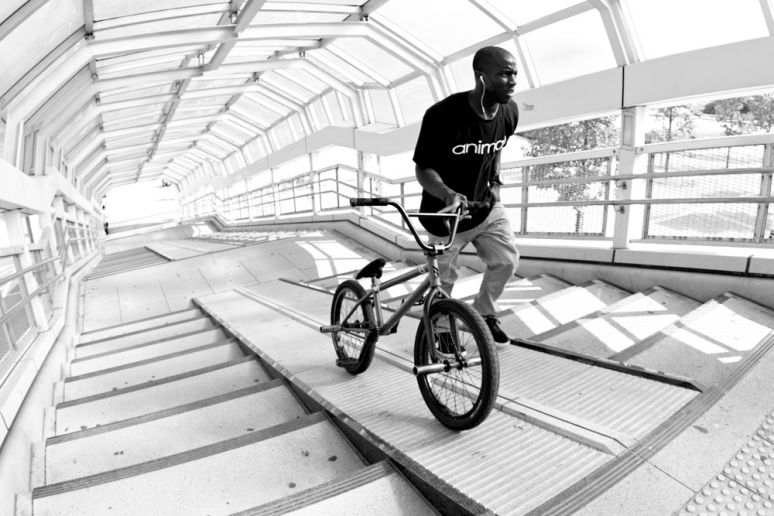 Harrison Boyce Nigel Sylvester BMX Traveling Photography