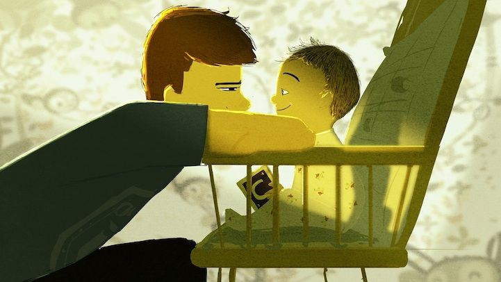 Precious Family Moments by Pascal Campion Art Illustrations