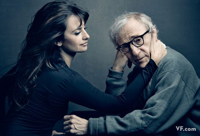Annie Leibovitz Penelope Cruz Vanity Fair Celebrity Photography