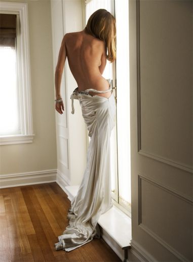 Gisele Bundchen Mario Testino Vanity Fair Photography