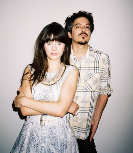 She & Him Zooey Deschanel ION Music Photography