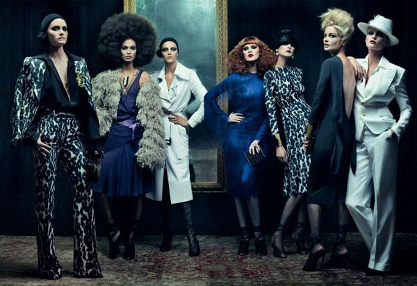 Steven Meisel Tom Ford Vogue Photography