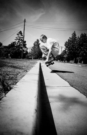 Tristan Still Skateboarding Photography