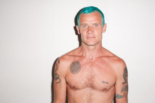 Red Hot Chili Peppers Terry Richardson Rolling Stone Photography