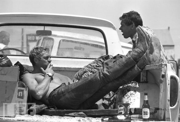 John Dominis Steve McQueen Life Unseen Photography