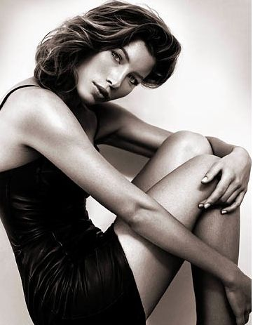 Jessica biel John Malkovich vincent Peters Photography