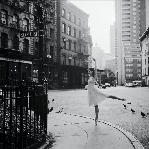 Dane Shitagi NYC Ballerina Project Photography