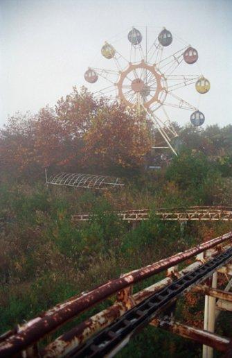 abandoned japanese theme park - photo #12